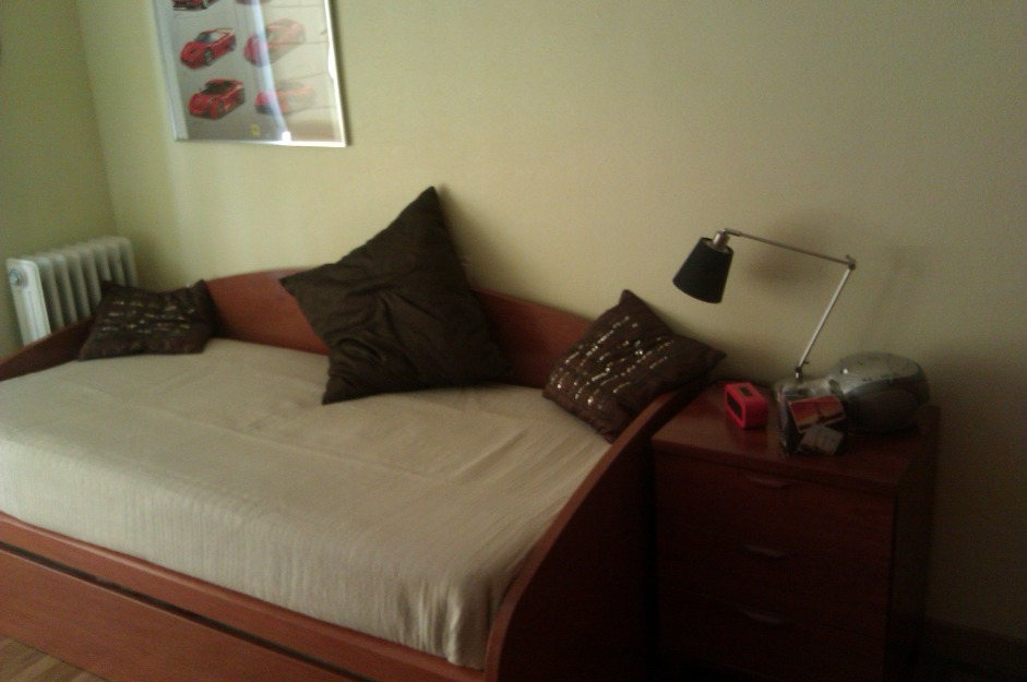 Venta cama nido mesilla escritorio estanterias mejor for Escritorio para cama nido