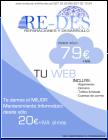 Re-Des   Especialistas en Diseño Web y Mantenimiento Informático - mejor precio   unprecio.es