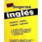 Inglés-Español y Español-Inglés. --- Ed. Ramón Sopena, 1974, B. - mejor precio | unprecio.es
