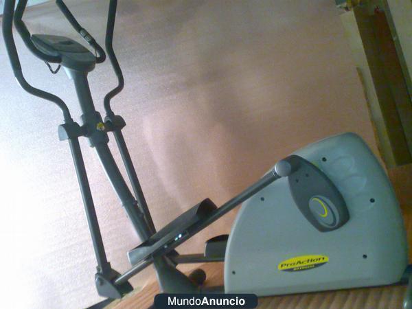 Wonderbaarlijk Bicicleta elíptica BH FITNESS PROACTION - mejor precio | unprecio.es HH-18